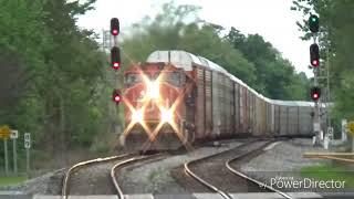 National Train Day railfanning at Shenandoah Junction WV 5/11/19