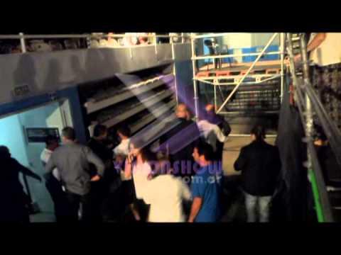 ¡Escándalo! Ariel Diwan reaccionó de manera violenta con el representante de Actores