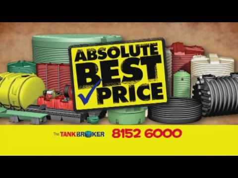 the Tank Broker - Adelaide