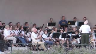 07.19.2017 Marshall City Band Concert
