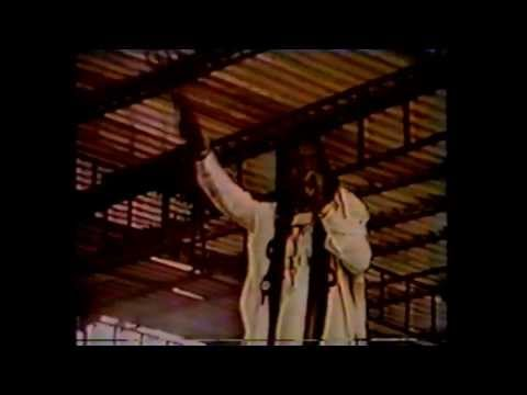 Peter Tosh - Swaziland 1983 - Edited footage