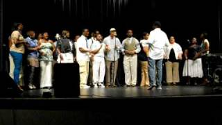 Alabama A&M Gospel Choir - My Soul Doth Magnify the Lord