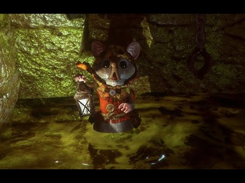 Let's Play Ghost of a Tale 025 - Time for a Hammer |
