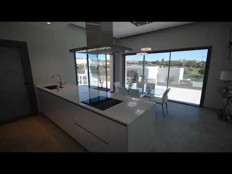 Las Colinas Golf Resort - Furnished Resale 3 Bed Villa, Pool, Solarium - LC146 - Chersun Properties