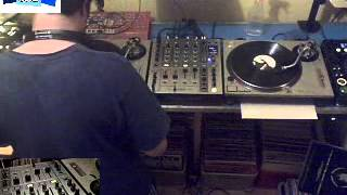 Vinyl Vinnie @ OOS Radio Whoosh!! Episode 007