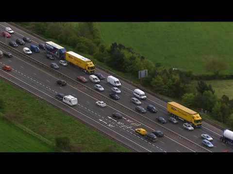 The Phantom Traffic Jam - an explanation
