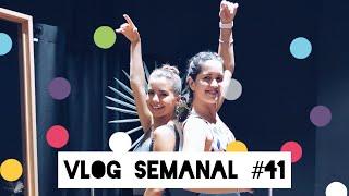 Mi primera clase de BALLET 😱(con Violetta Komyshan) y de compras en IKEA 🛍 | VLOG SEMANAL #41