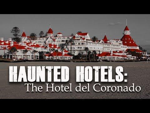 Haunted Hotels #1 | The Hotel Del Coronado | Coronado Island, California | Raven Reads