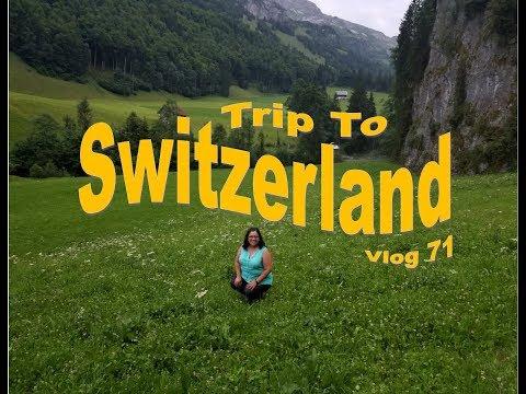Trip to Switzerland   vlog 71