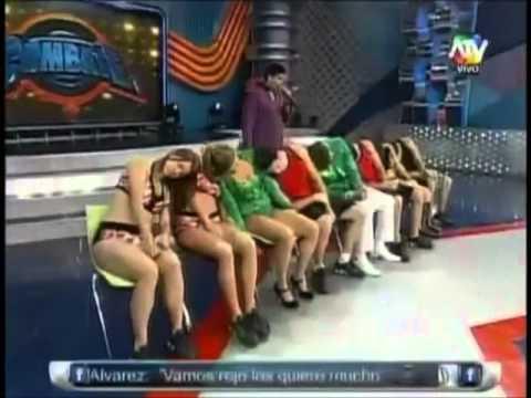 Show en Programa de TV COMBATE - Peru