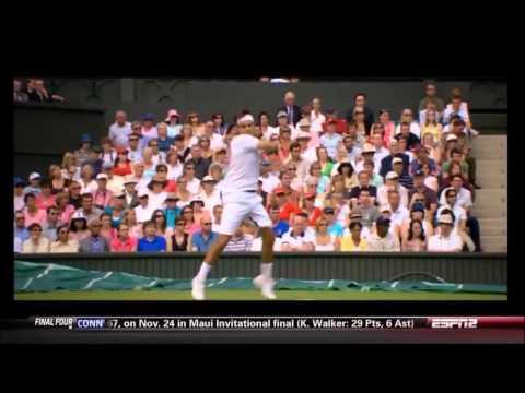 Roger Federer - Rolex Ad Wimbledon 2010