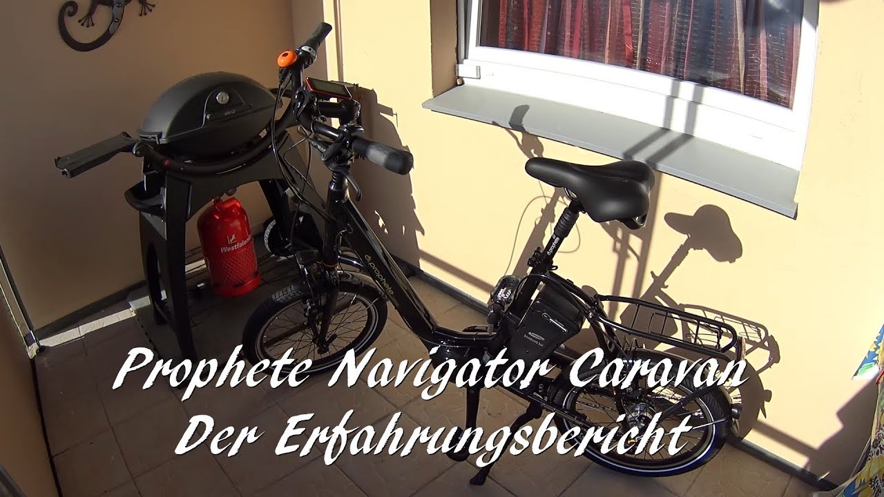 prophete navigator caravan e bike teil 3 erfahrungsbericht. Black Bedroom Furniture Sets. Home Design Ideas