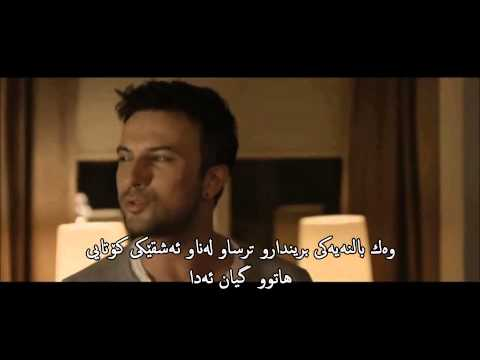 Tarkan - Kayıp  Subtitle Kurdish / Zher nusi Kurdi  (Original klip HQ) 2015