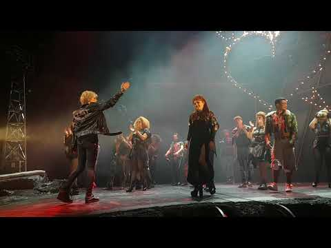 Encore of Bat Out of Hell the musical for Andrew's and Patrick's last show