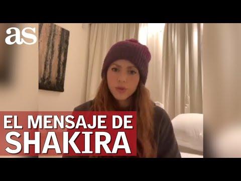 El mensaje desesperado de Shakira que critica a los líderes del mundo   Diario AS