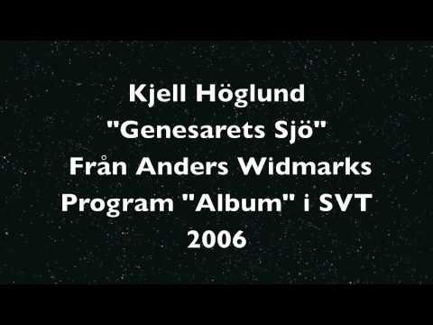 """Kjell Höglund """"Genesarets"""