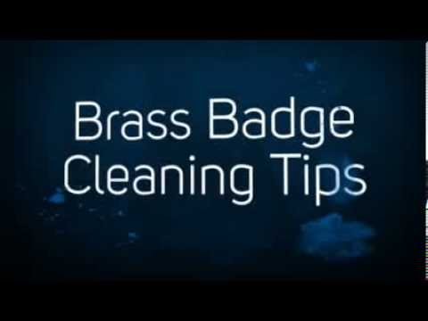 Brass Badge Cleaning Tips