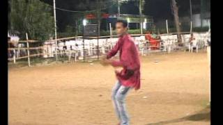 Gujarati  Song Garba Navratri Live 2011 - Lions Club Kalol - Rohit Thakor - Day-8 Part-28