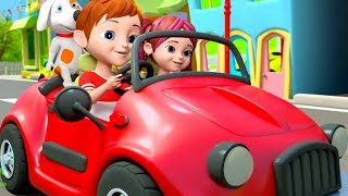 To Market To Market Song | Nursery Rhymes for Kids by Little Treehouse