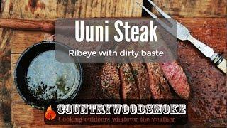 Ribeye Steak In an Uuni 2S