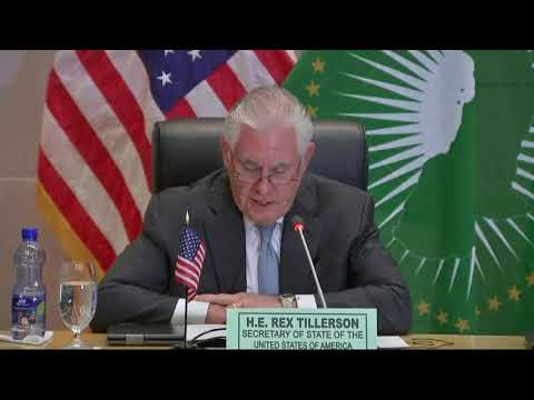 Press Availability With African Union Commission Chairperson