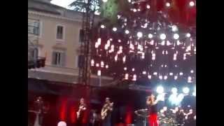 Pagina bianca-Elisa@Coca-Cola Summer Festival
