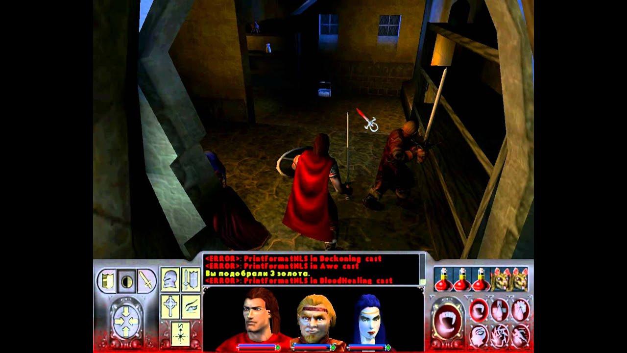 Prohozhdenie Vampire The Masquerade Redemption Ot 7wolf Chast 5