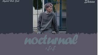 shaun (숀)🌸 nocturnal (야행성) HebSub (מתורגם)