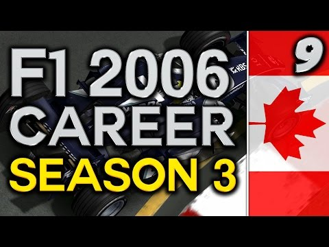 F1 2006 Career Mode S3 Part 9: CHANGING TEAMS