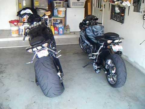 Kawasaki Ninja R Widest Tire