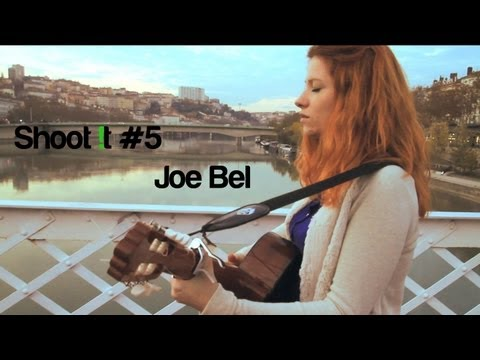 "Joe Bel - ""Stronger"" (Passerelle du College Session) Shoot it   #5"