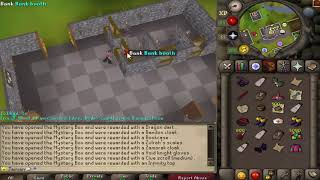 revival mystery box pking with john