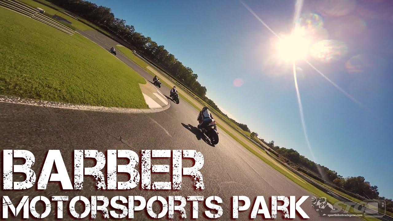 Barber Motorsports Park >> Van Riding at Barber Motorsports Park - YouTube