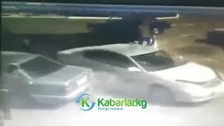 Как в 90-х! Разборка на АЗС в  Балыкчы