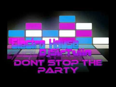 Pitbull Don't Stop The Party ft.TJR Dubstep Instrumental Remix