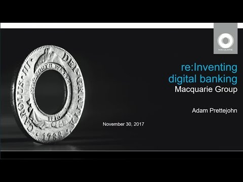 AWS re:Invent 2017: Cloud Adoption in Regulated Financial Services (SID328)