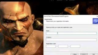 real god of war 3 registration code by ayanmliza