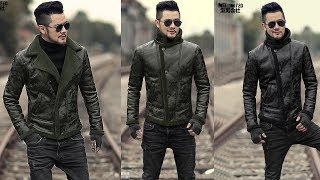 Buy Now 100% Genuine Men Fur Jacket Only on AliAddict