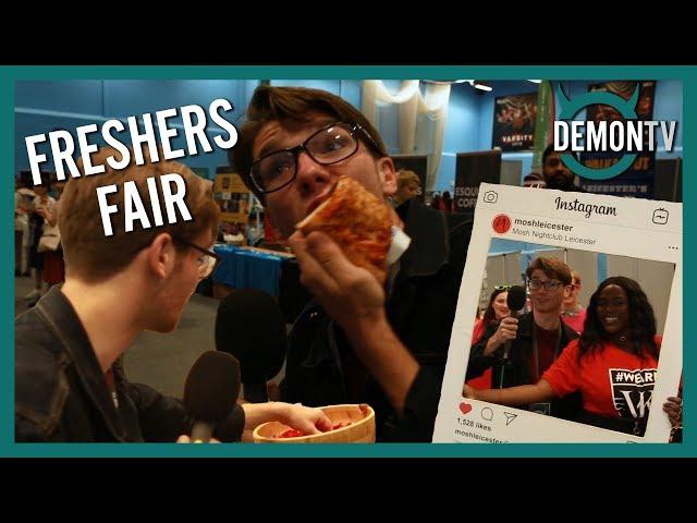 Freshers Fair 2019