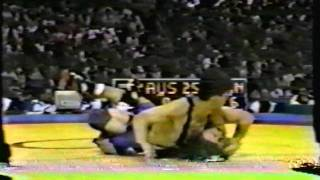 1996 Olympic Games: 52 kg Gregory Fitzgerald (Australia) vs. Gregory Woodcroft (Canada)