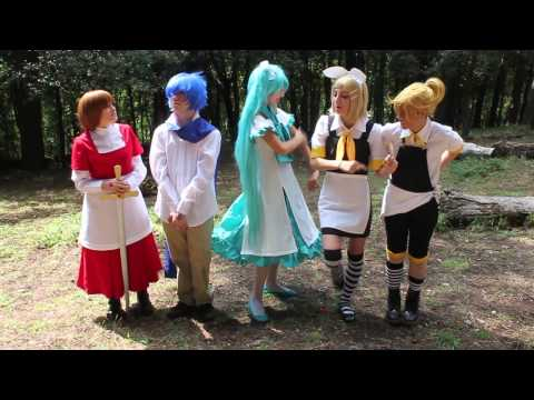•YNT• BLOOPERS ALICE HUMAN SACRIFICE Live action Vocaloid