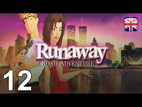 Runaway: A Road Adventure - [12] - [Ending] - English Walkthrough - No Commentary  