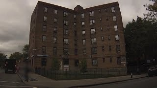 Queensbridge Houses, Long Island City, Queens NY
