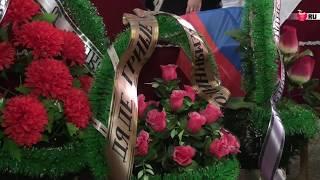 В Мичуринске преданы земле останки погибших в Великой Отечественной войне бойцов