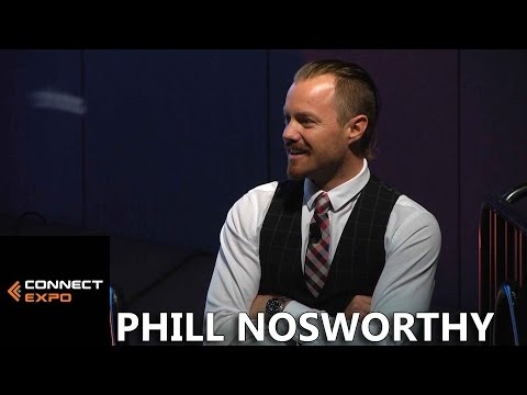 Business Survival: Your Ability to Recognise Opportunity, with Phill Nosworthy // Connect Expo 2017