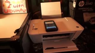 Blog : Mein neuer Drucker / Scanner