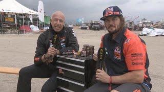 DAKAR TALK met Toby Price - RTL GP: DAKAR