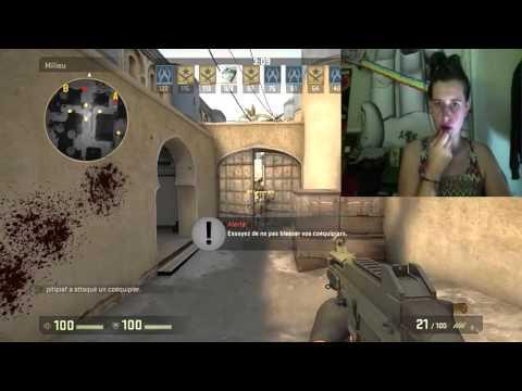 Видео: Counter-Strike сделали девчачьей игрой