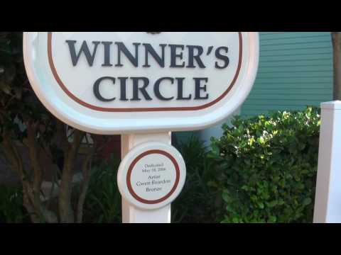 Disney's Saratoga Springs Resort Walking Tour