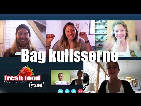 Madplanlægningsmøde - Fresh Food Festival 2015 Bag kulisserne